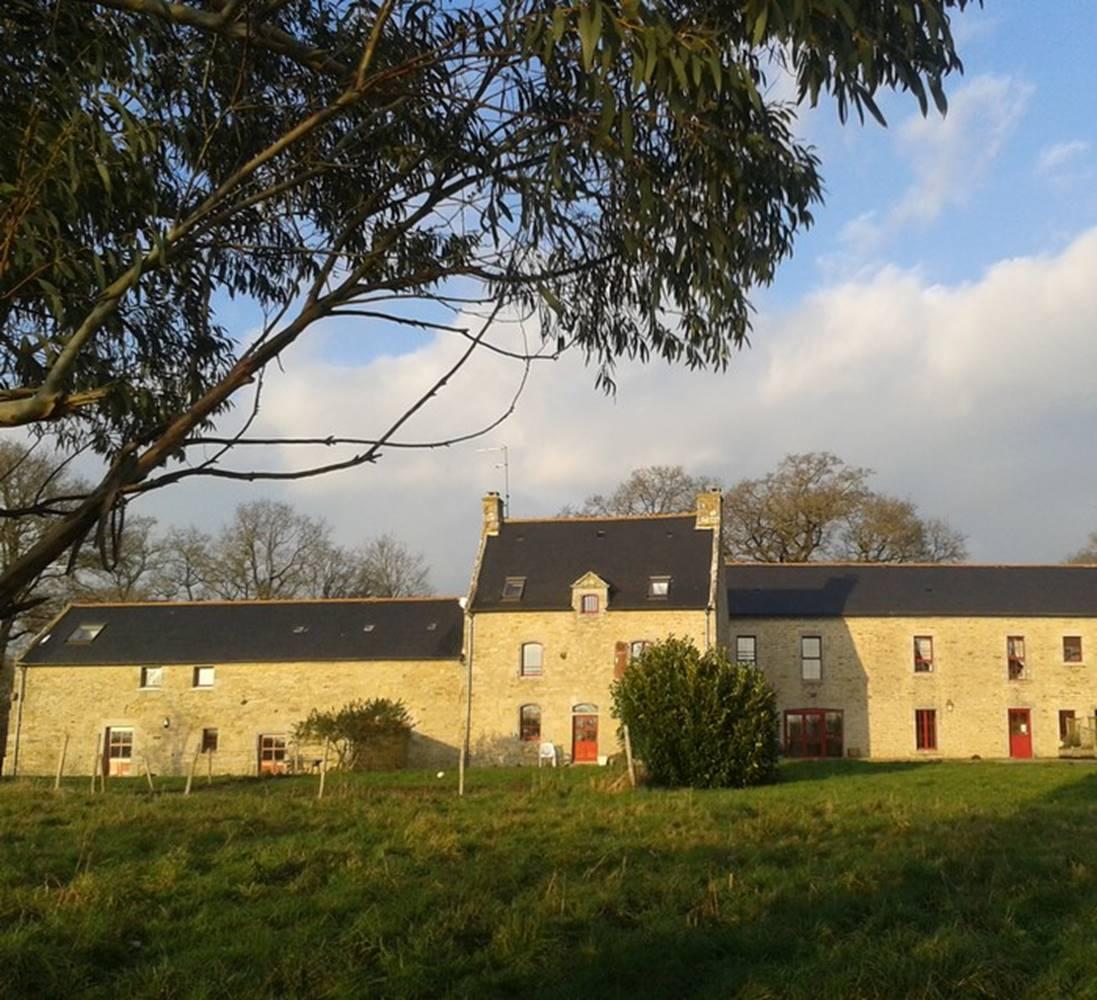 DOMAINE DE BOBEHEC - Batiments chambres d'hôtes, gîte et salle - Morbihan - Bretagne Sud © CHOUVELLON