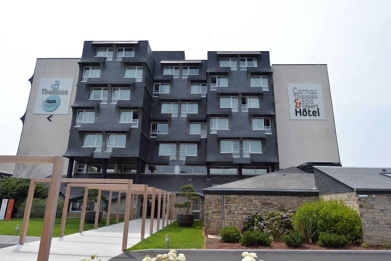 Thalazur-Carnac-Hotel-Les-Salines-Extérieur-Morbihan-Bretagne-Sud © Michel RENAC