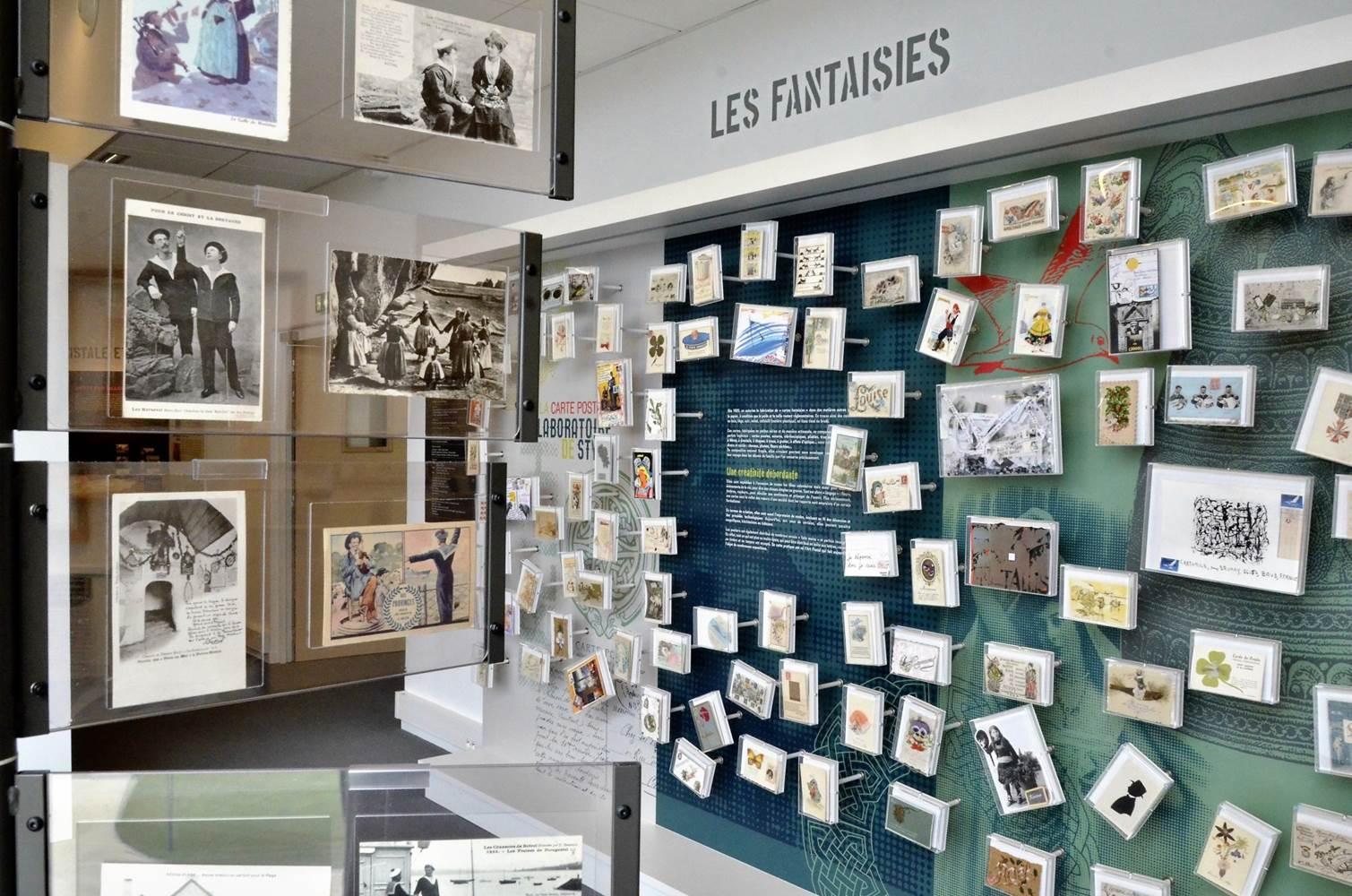 musée de la carte postale baud Musée Le Carton Voyageur   Musée de la carte postale à BAUD
