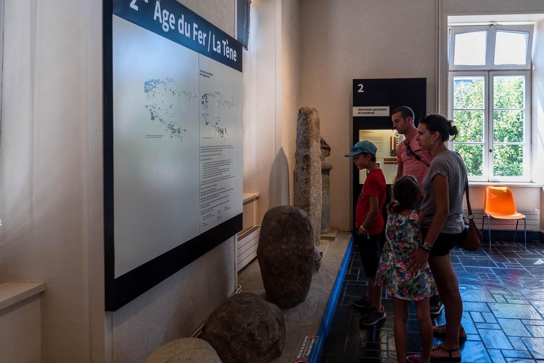 musee de prehistoire-carnac-Morbihan Bretagne sud-10 © Meero