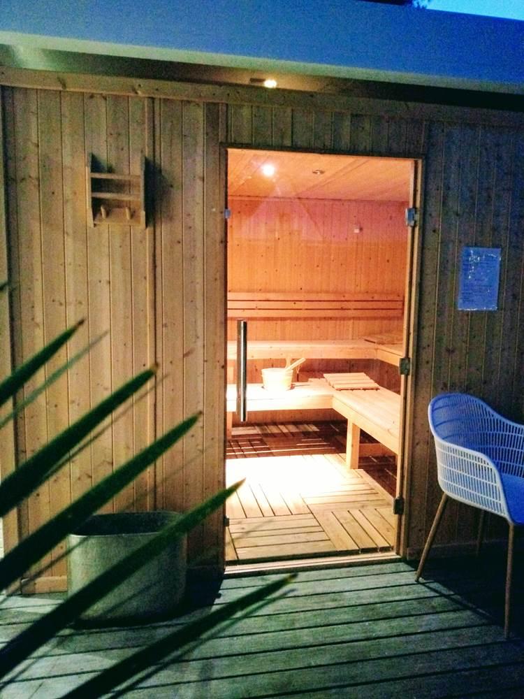 Sauna Spa Nuxe - LE DIANA**** Hotel & Spa Nuxe ©