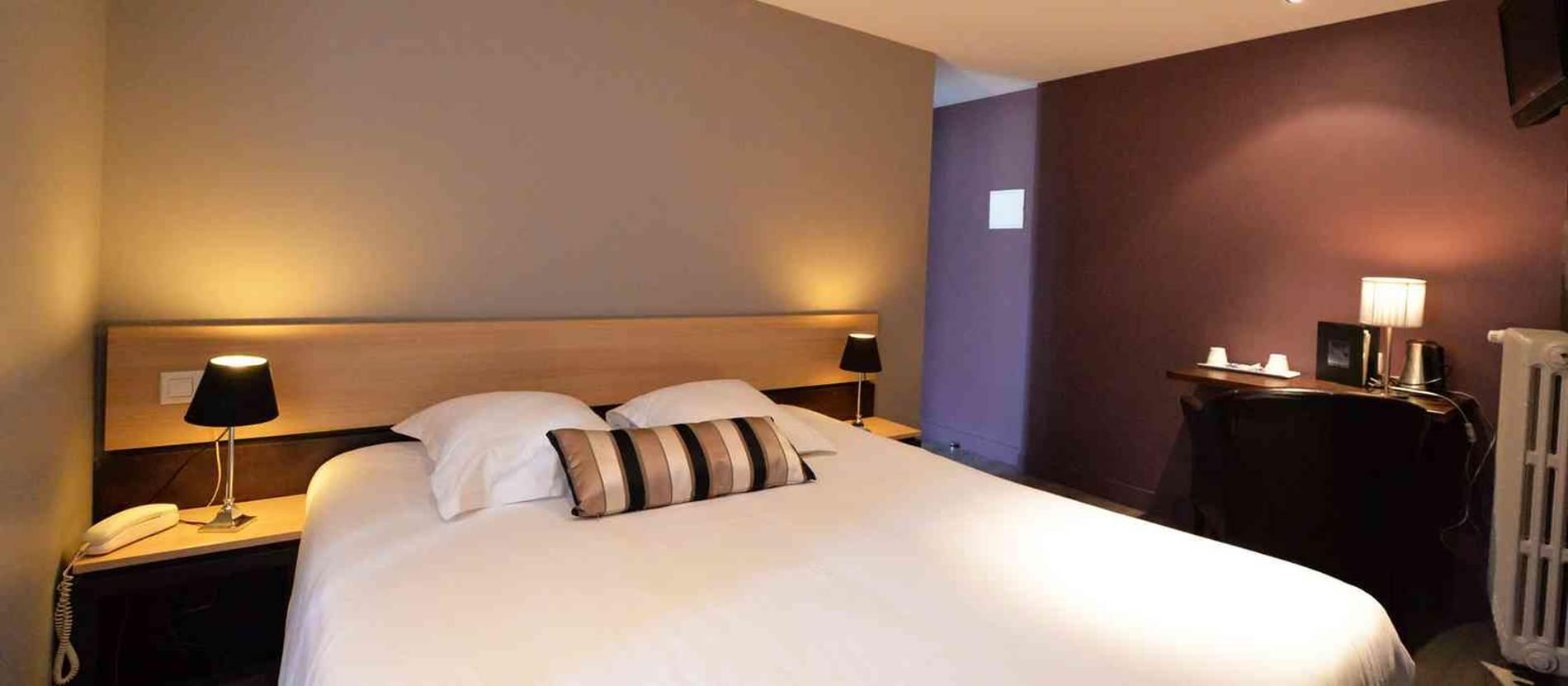 hotel-celtichotel-auray-Morbihan-Bretagne-Sud-chambre © hotel-celtichotel-auray