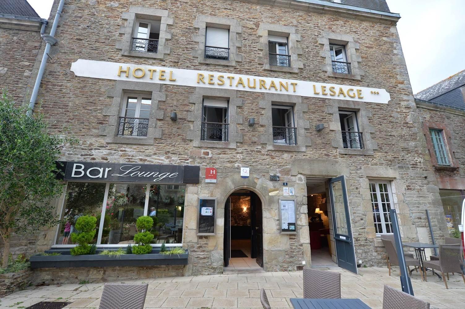 Hôtel-Restaurant-Lesage-Sarzeau-Golfe-du-Morbihan-Bretagne sud-08 © Michel RENAC