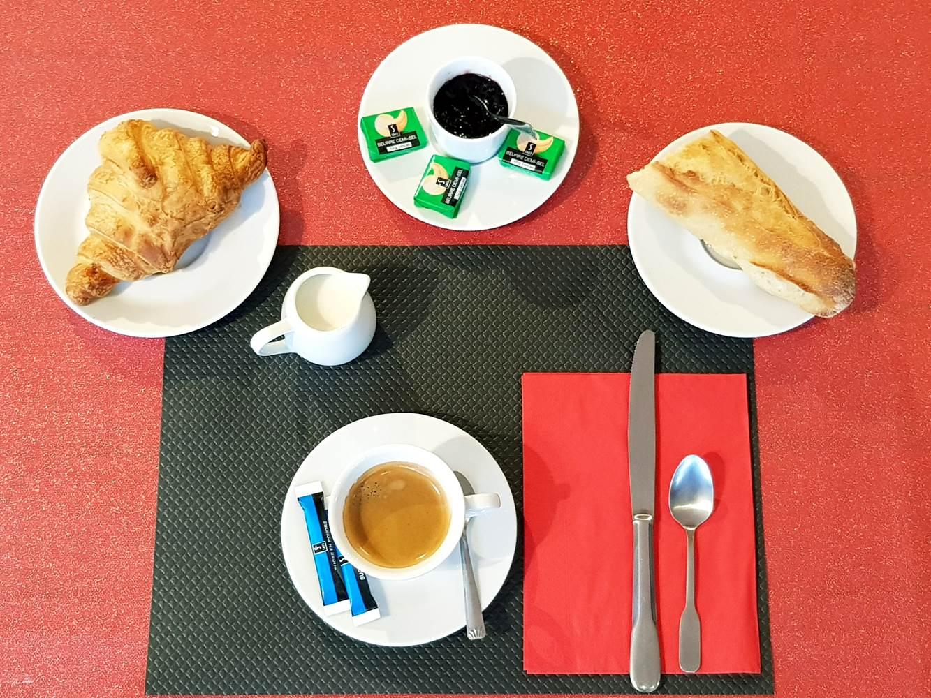 petit dejeuner ©