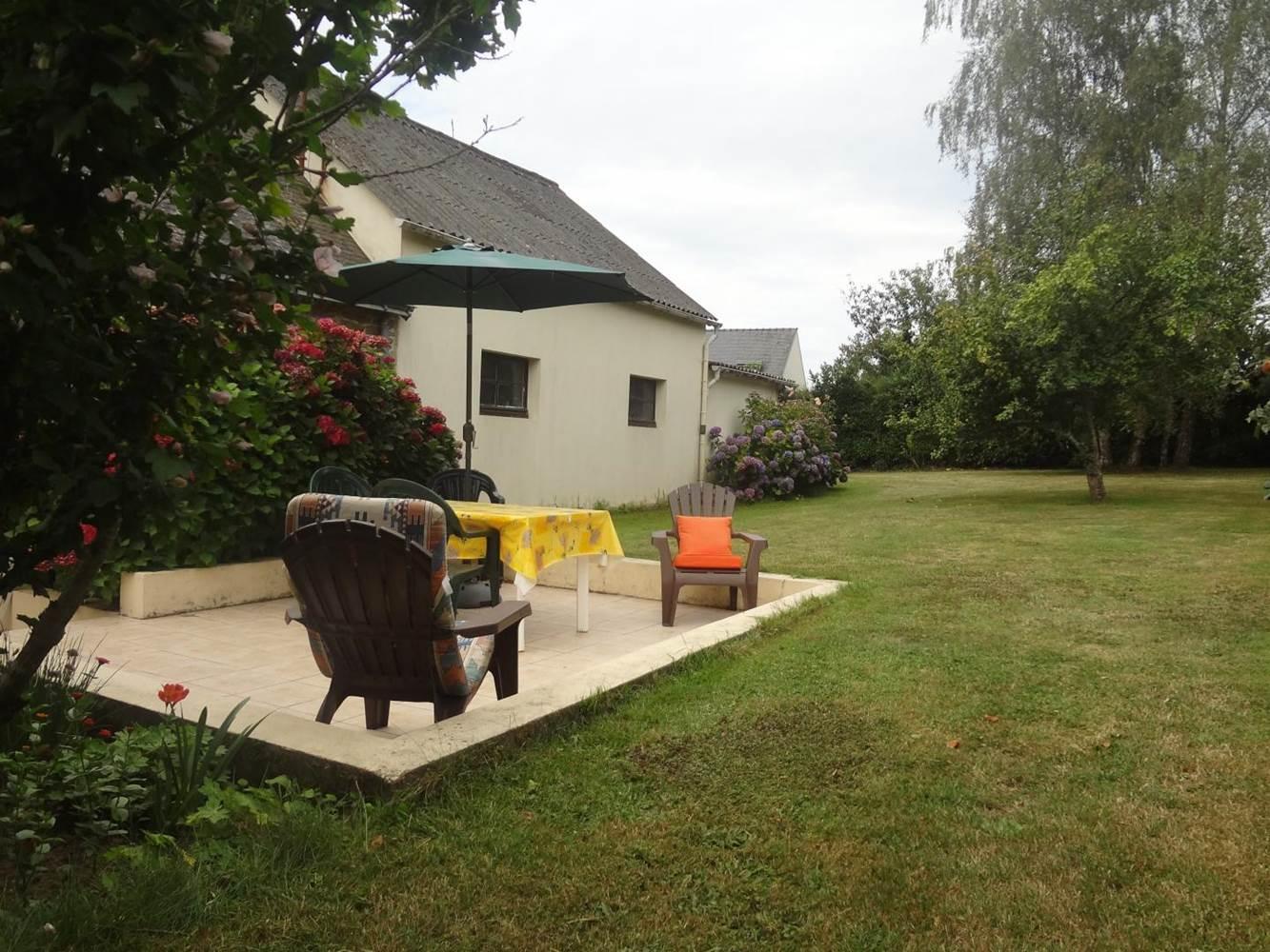 Gîte n°56G8311 – HENNEBONT – Morbihan Bretagne Sud © GITES DE France 56