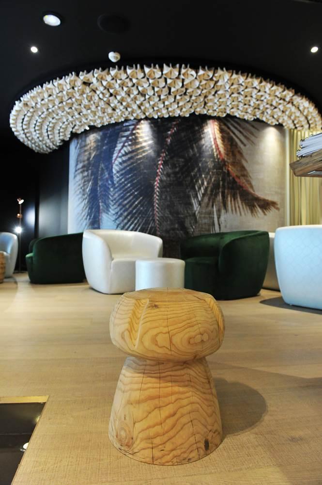 Salon Brasserie Bleue ©