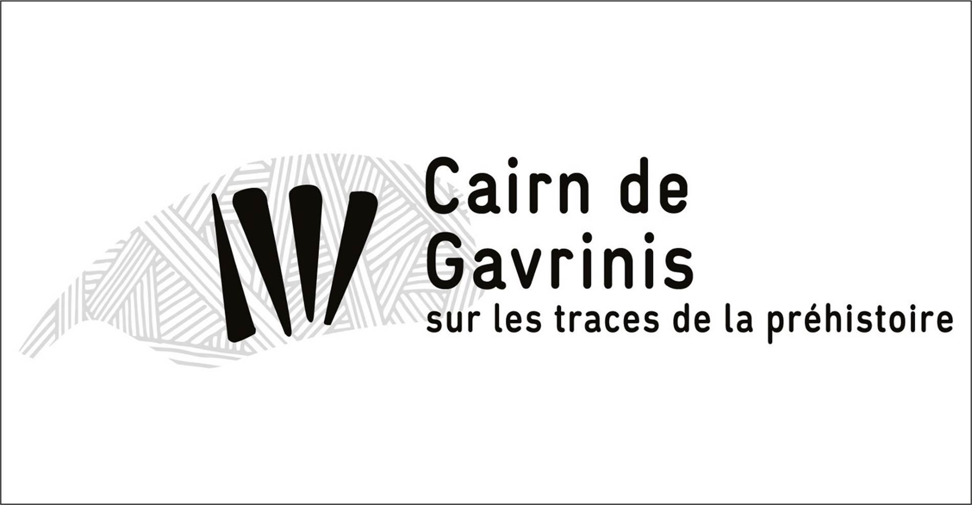 Logo-Cairn-Gavrinis-Larmor-Baden-Golfe-du-Morbihan-Bretagne sud ©