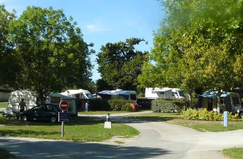 CAMPING MUNICIPAL DE PARC PRIOL-Morbihan-Bretagne-Sud ©