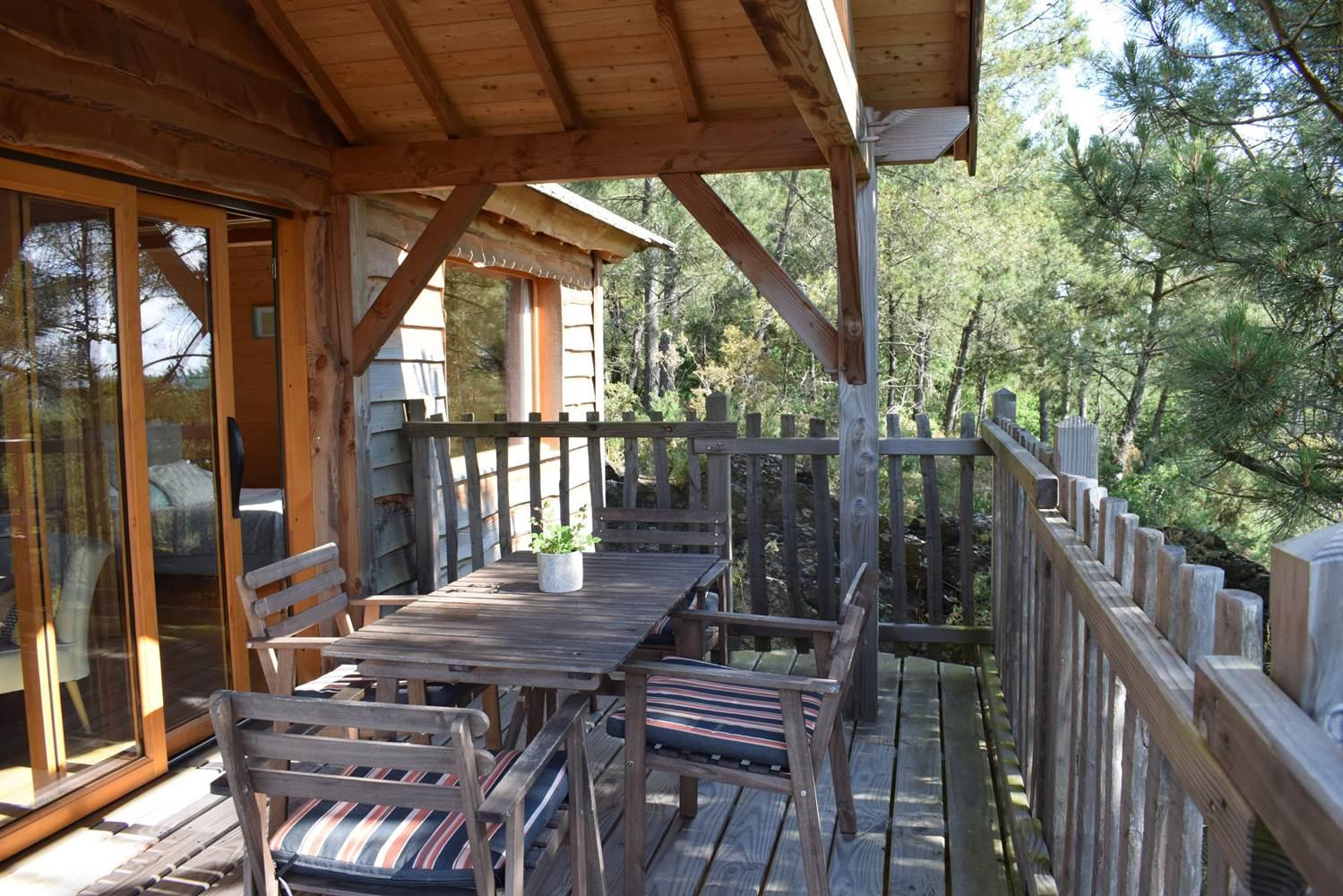 Le Nordic Lodge au Pertuis du Rofo - Nivillac ©