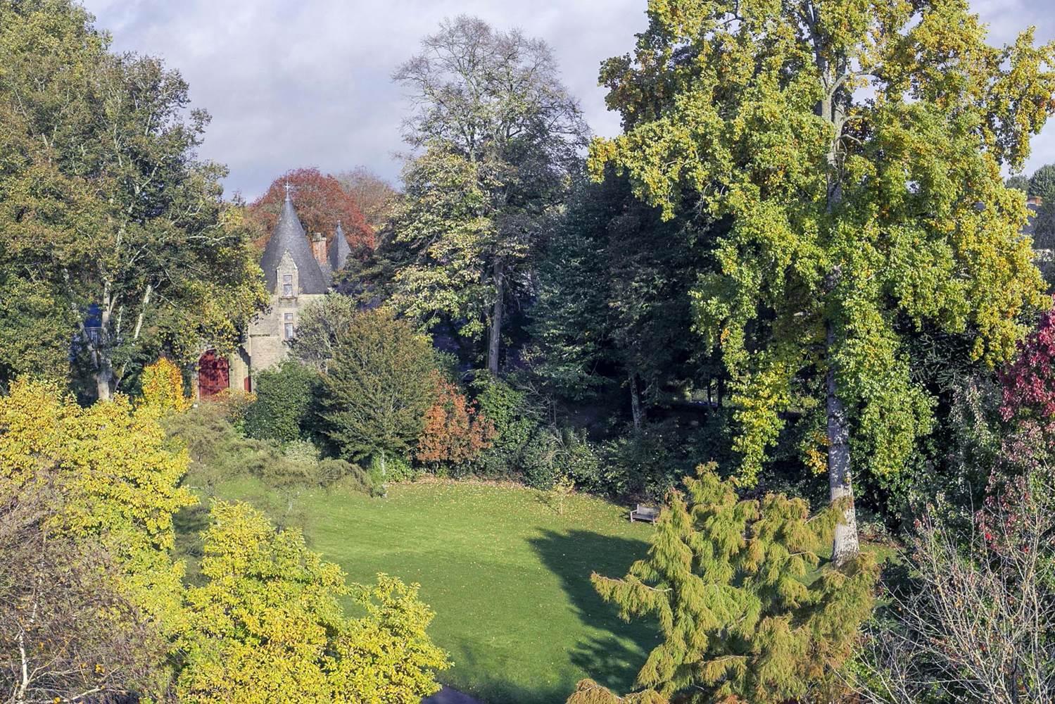 Château et parc de Josselin - Morbihan Bretagne Sud-27 © Meero