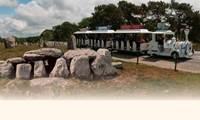 Petit train touristique Le Bayon