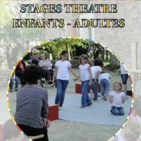 Stages de théâtre à La Gacilly