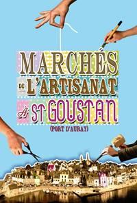 Marché de l'artisanat à Auray - Dimanche 16 août