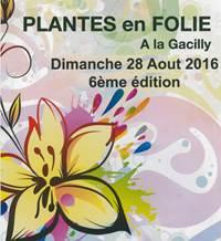 Plantes en folie à La Gacilly