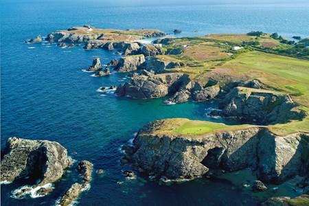 Golf de Belle Île en Mer
