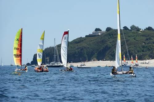 Base nautique de l'Île de Groix