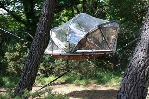 Evasion nature pour une bulle d'oxyg�ne !