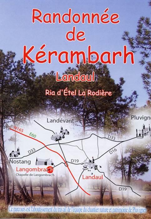 Circuit de randonnée de Kérambar'h