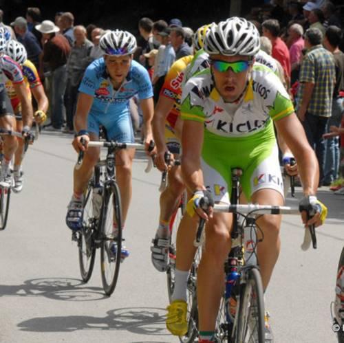 Courses cyclistes à La Chapelle Gaceline