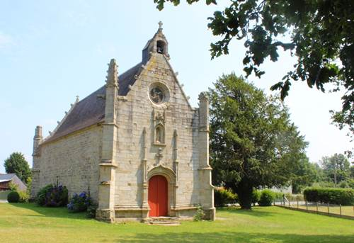 Chapelle Sainte-Anne