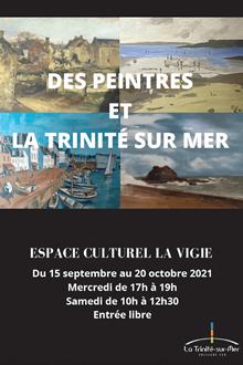 Exposition de peinture sur La Trinité-sur-Mer
