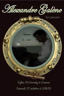 Concert de piano par Solène Péréda