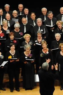 Concert Chorale Mosaïque et Chorale Merlival