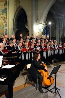 Concert de Noël: Choeur des 4 vents