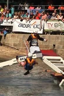 Joutes nautiques du Loch 2018 - Auray