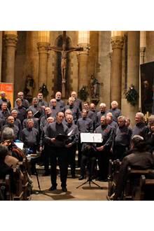 Concert du Choeur d'Hommes du Pays Vannetais