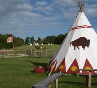 AUDO Nadine - Camping Ranch de Calamity Jane