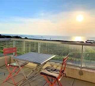 Quiberon - studio cabine - 42m² - vue mer