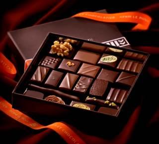Chocolatier et Caramélier Henri Le Roux