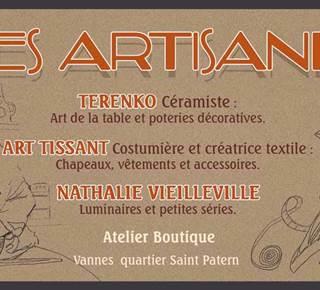 Les artisanes, créateurs bretons