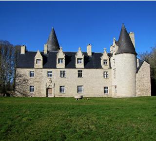 Château de La Villeneuve Jacquelot