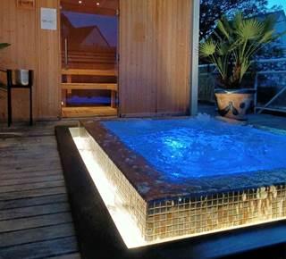 Les bienfaits de l'eau au DIANA Hôtel & Spa Nuxe****