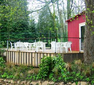Restaurant La Fauverie du Zoo