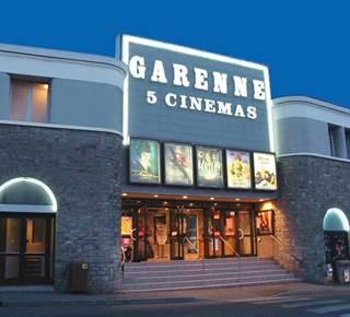 Cinéma Cinéville La Garenne