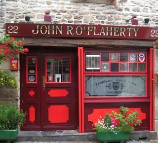 Irish Pub John r. O'Flaherty
