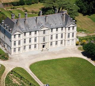 Parc du château de Loyat