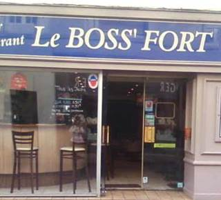 Restaurant Le Boss'fort