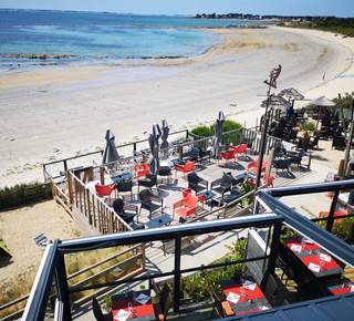 Bar Aux Terrasses de la Plage