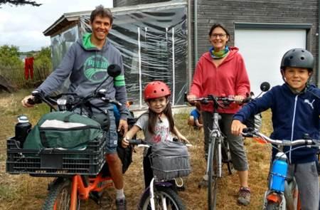 Ciné-vélo, des aventures humaines