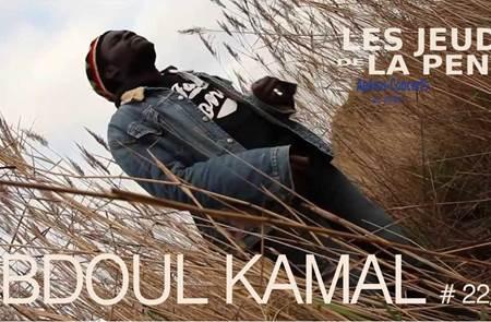 Concert Abdoul Kamal au Café de la Pente
