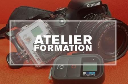 Formation : travailler son image face à la caméra