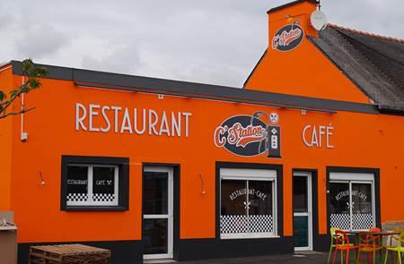 Restaurant C'Station