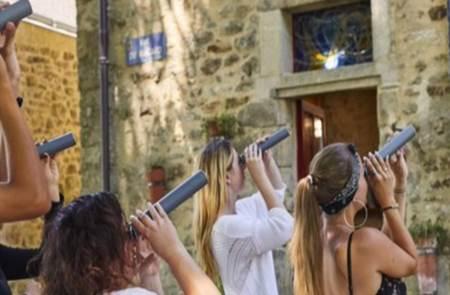 Visites insolites et sensorielles à La Roche-Bernard
