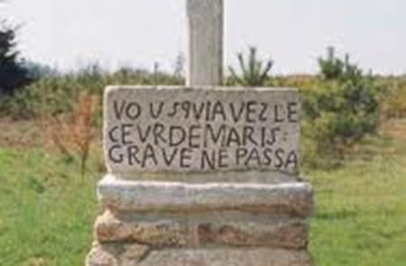 La croix de Léry