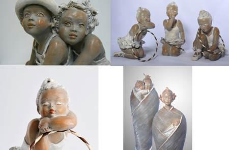 Exposition de sculptures - photographies - peintures