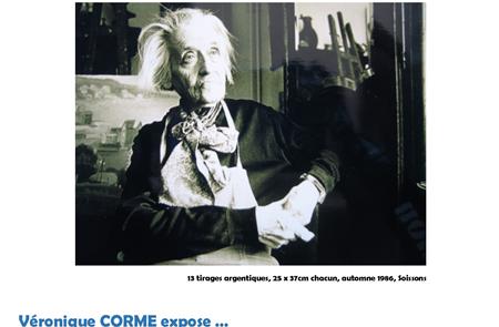 Expo photos Véronique Corme